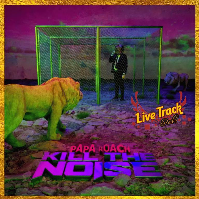 """""""Kill the Noise""""  marca el regreso del     Papa Roach."""